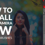How to Install Camera RAW Presets in photoshop
