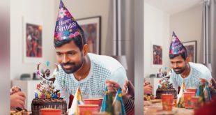 Birthday edit Photoshop manipulation