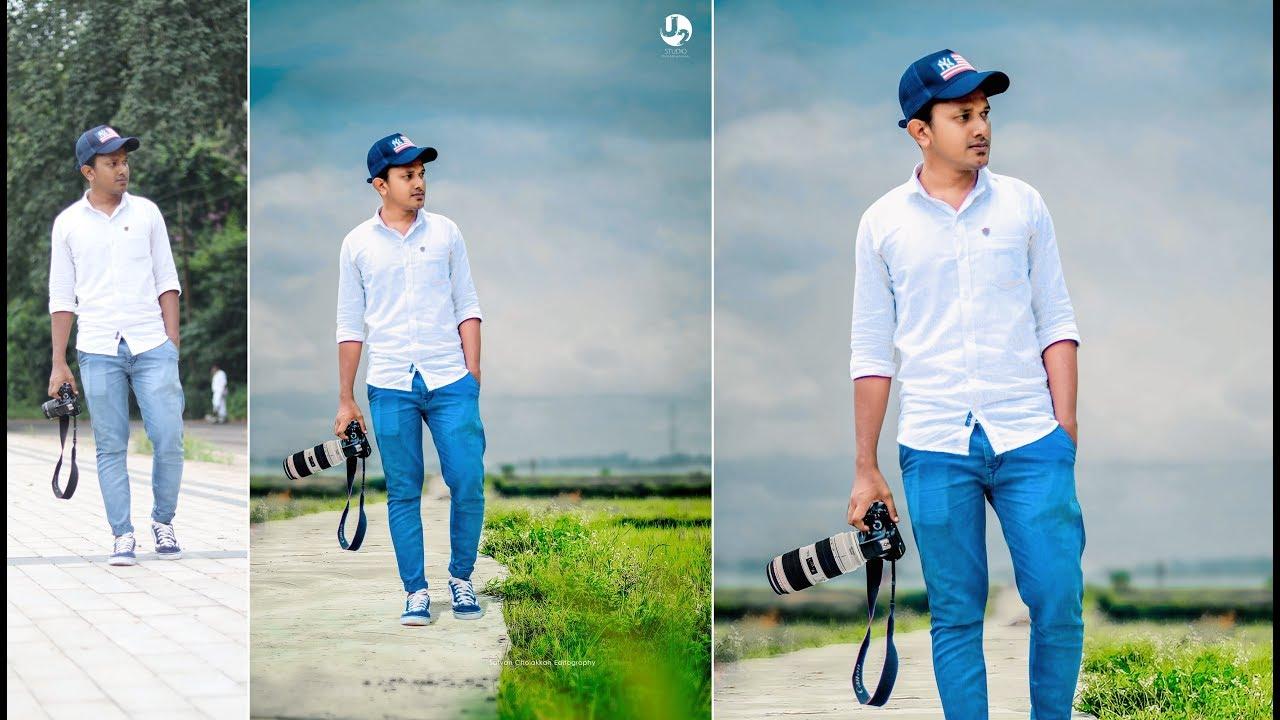 Photoshop cc Photo Editing Tutorial