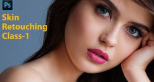 High-End Skin Retouching & Photo Editing in Photoshop in Hindi