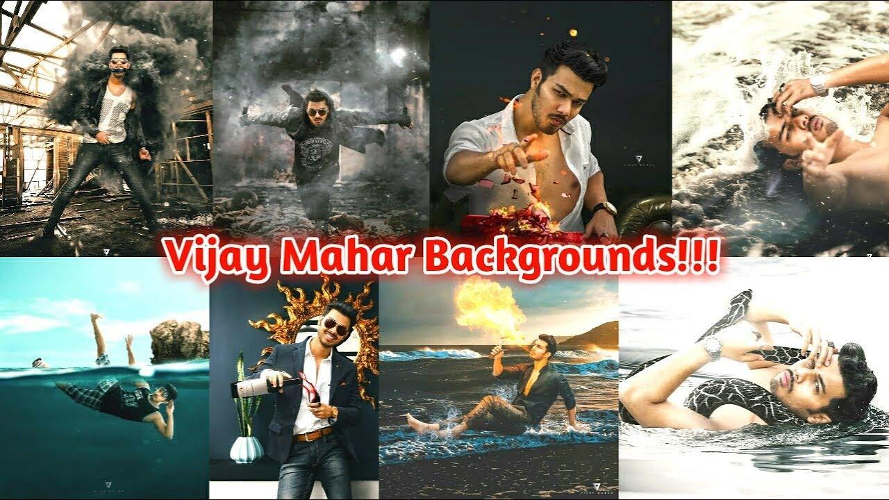 Vm Top Backgrounds Vijay Mahar Top Manipulation