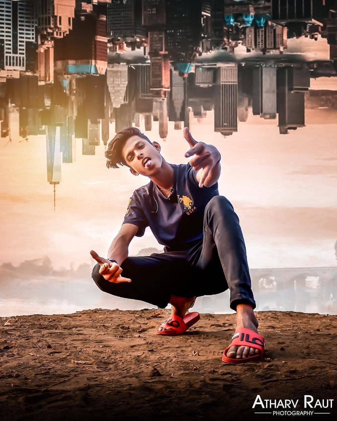 Visual Photo Editing | City Boy - Tutorial Photoshop cc