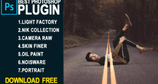 Best Free Photoshop plugins For Graphic Design & Editing