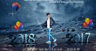 awesome new year Editing idea, best new year video, picsart new year Editing, manipulation Editing,