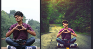 Photoshop Tutorial   How To Change a Photo Background Perfectly