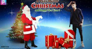 Christmas editing tutorial, Christmas photo editing tutorial, Christmas editing like photoshop,