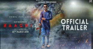 Baaghi 2 Movie poster editing || Baghi 2 Trailer poster editing || Picsart Manipulatiom Editing