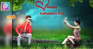 Picsart Valentine's day Editing || Picsart best Editing || Picsart Lover Boy editing|| Picsart