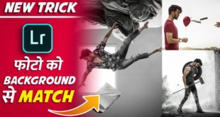 New trick to Match Background in Lightroom Mobile || Picsart Vijay Mahar Editing Trick in PicsArt