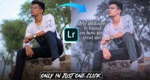 Lightroom Mobile One Click Editing and Lightroom CC  Mobile Slowdough Editing